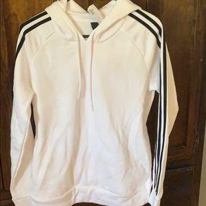 Adidas women's size medium hoodie sweatshirt